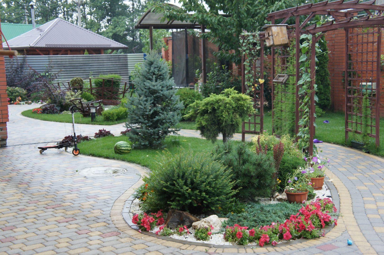 Дизайны садов в краснодаре