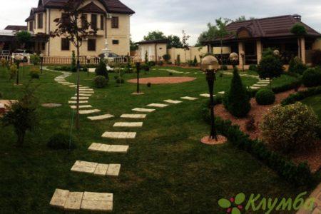 Дизайн-проект загородного коттеджа