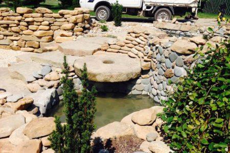 Изготовление искусственных водоемов в Краснодаре