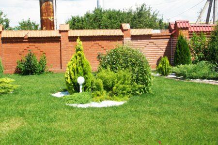 озеленению территорий